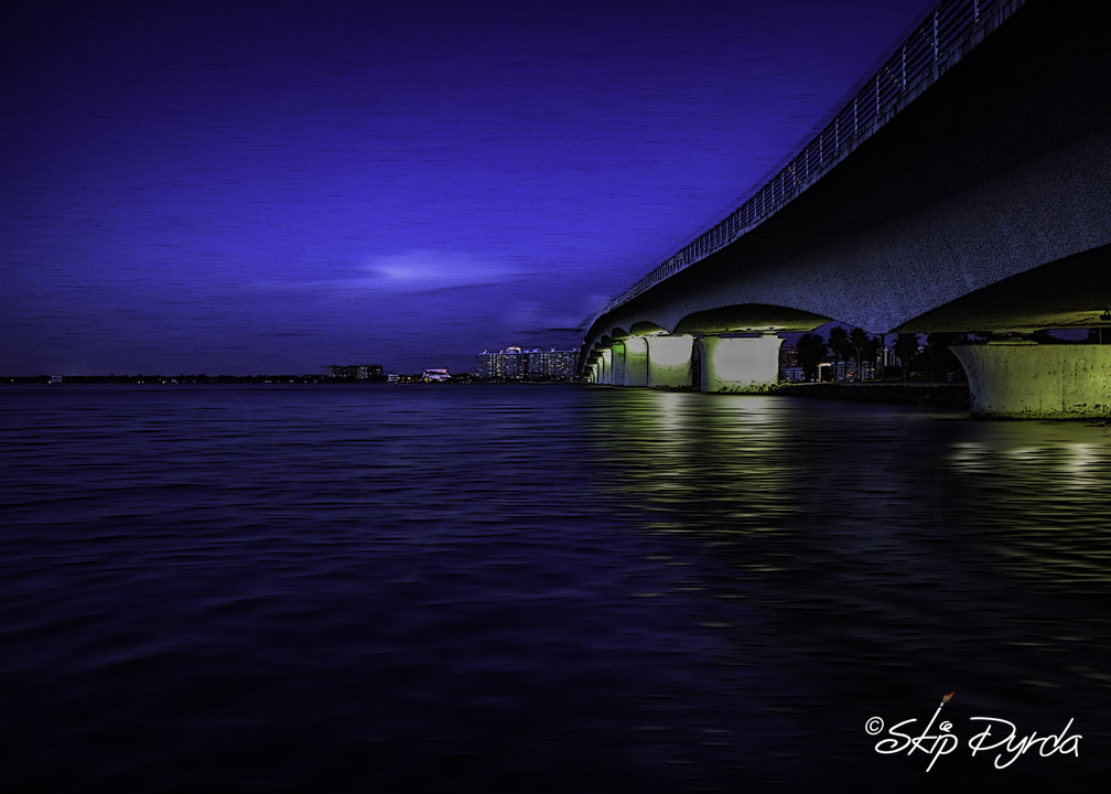 Ringling Bridge Looking East